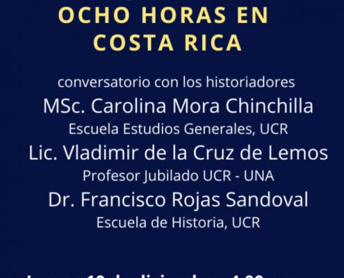 Conversatorio sobre la Jornada de ocho horas en Costa Rica
